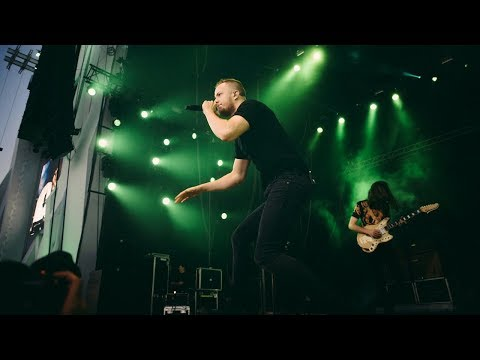 "Imagine Dragons - ""On Top of The World"" Live"