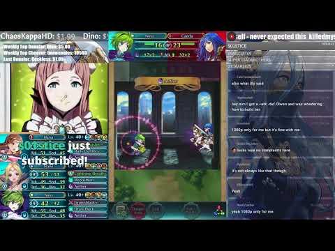 Rival Domains & Squad Assault! | Live Streamed 【Fire Emblem Mobile】