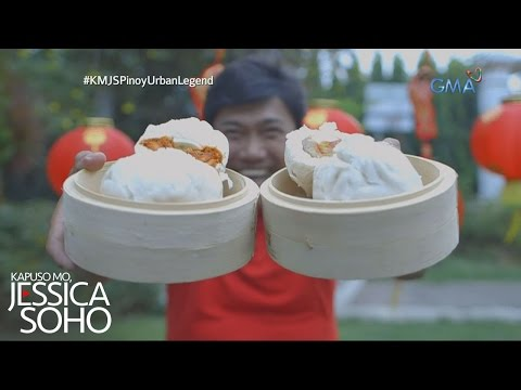 Kapuso Mo, Jessica Soho: Saan gawa ang siopao?