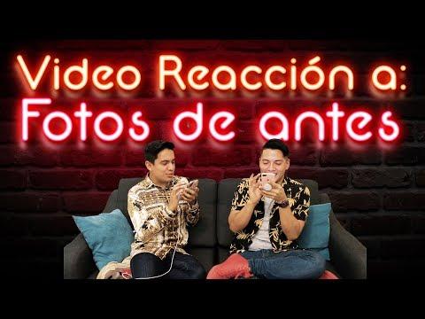REACCIONANDO A FOTOS DEL PASADO  Pepe & Teo