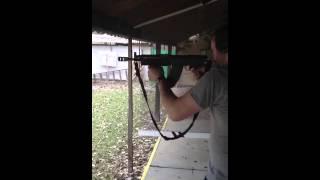 Shooting test - D-Force Gladiator III