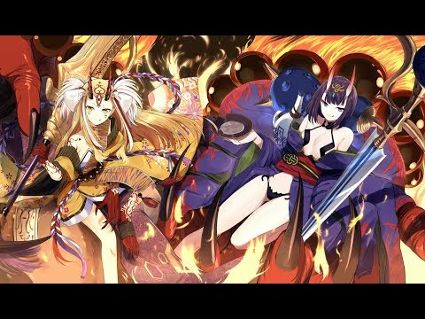 -En directo- [Fate Grand Order NA] The Demonic Capital: Rashomon.