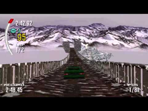 #06 High Speed At High Altitude (Lotus Esprit V8): Need For Speed II (1997)