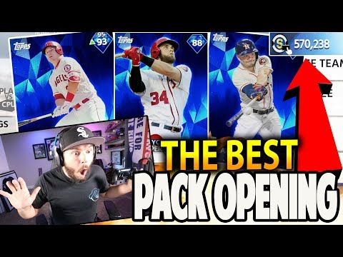 CRAZY DIAMOND PULLS *MUST WATCH* HOW TO MAKE STUBS  MLB THE SHOW 18 DIAMOND DYNASTY
