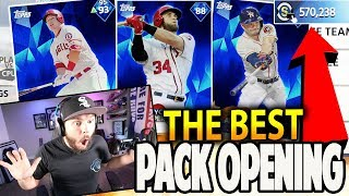 CRAZY DIAMOND PULLS *MUST WATCH* HOW TO MAKE STUBS | MLB THE SHOW 18 DIAMOND DYNASTY