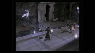 Forgotten Realms: Demon Stone  PC Gameplay - A short movie