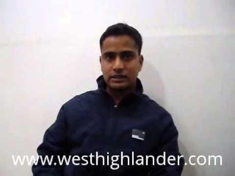 Dinesh Thakur got his visa approved for studying at Waiariki New Zealand