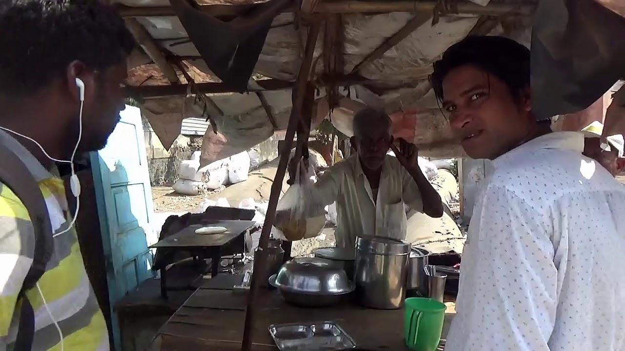 Уличная еда, Мумбай. Индия. Экзотические блюда.