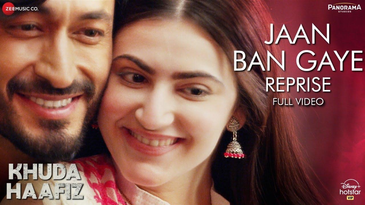 Jaan Ban Gaye Reprise | Khuda Haafiz| Vidyut Jammwal, Shivaleeka Oberoi| Asees Kaur| Mithoon