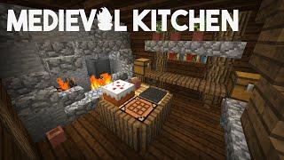 minecraft medieval kitchen building bdoubleo