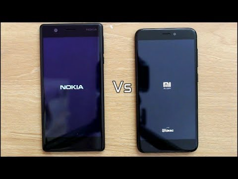 Nokia 3 Vs Redmi 4 SpeedTest Comparison I Hindi
