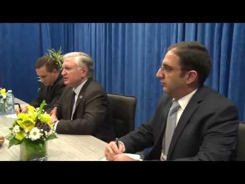 Հայաստանի արտգործնախարարը հանդիպեց Ֆրանսիայի` Եվրոպական հարցերով պետքարտուղարին