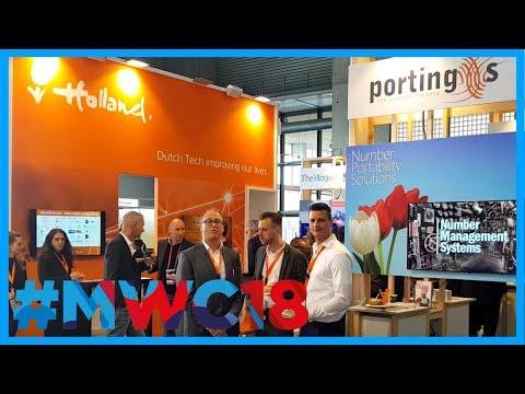 Holland festival #mwc18 cool cool translation & international wifi gadget