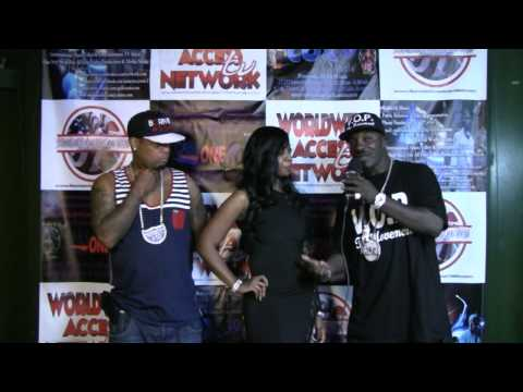 raven interviews vamp out productionz and hot boy ronald at world wide access red carpet award show