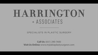 Dr. Jennifer Harrington | Before & After Video: Labiaplasty Case #1533