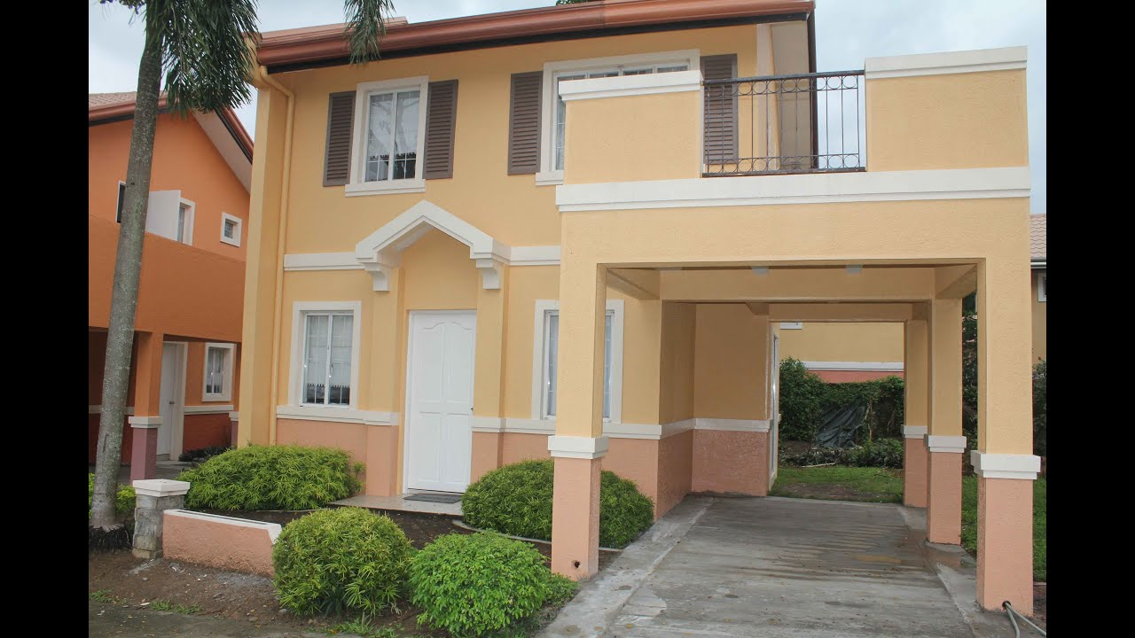 Camella homes house and lot near tagaytay city - Near Manila And Tagaytay Rent To Own Rent To Own Carmela Houses In Cavite
