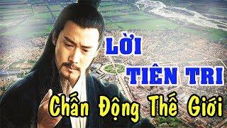 7 Nhà Tiên Tri Tài Giỏi Nhất Lịch Sử Trung Quốc Với Những Lời Tiên Tri Chính Xác Ứng Nghiệm Hậu Thế