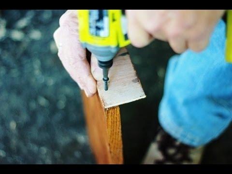 видео: Как сделать простую полку своими руками