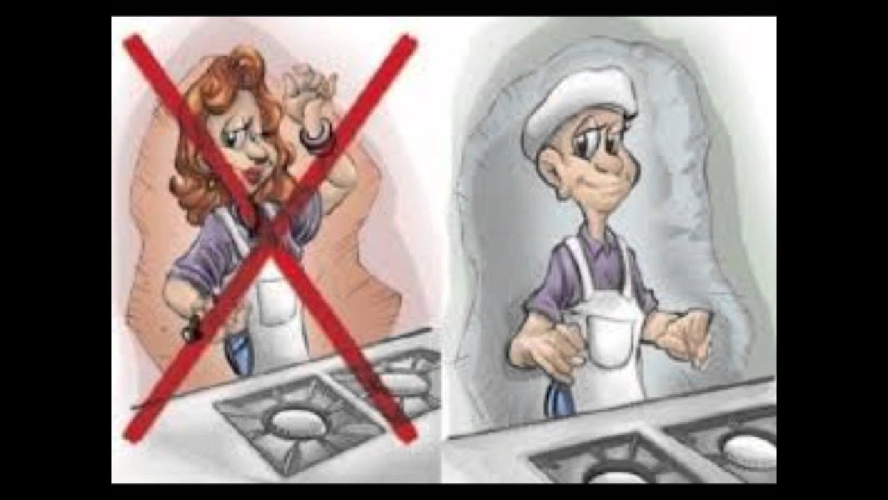 10 cuidados para o manipulador de alimentos youtube - Www manipulador de alimentos es ...