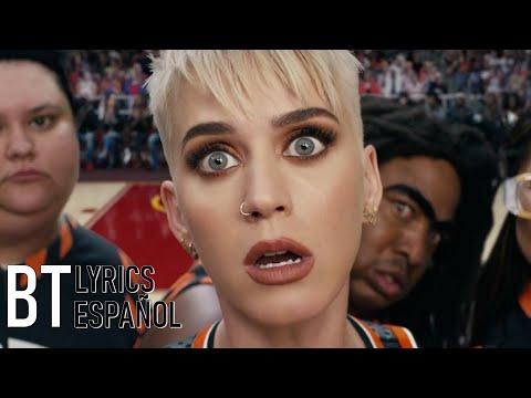 Katy Perry - Swish Swish ft. Nicki Minaj (Lyrics + Español) Video Official
