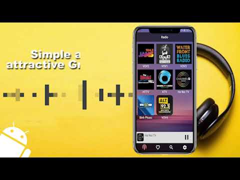 Radio App Source Code