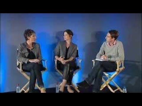 Gemma Arterton vesves Tamsin Greig: Tamara Drewe Interview