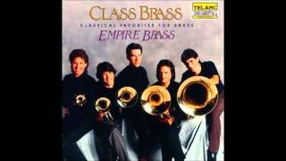 Empire Brass: 17. Maurice Ravel- Pavane for a Dead Princess