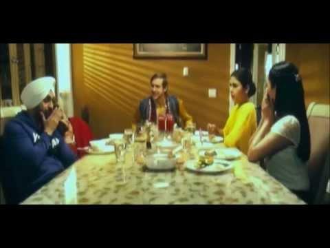 Jatt & Juliet 2 | Dinner Hadepa | Diljit Dosanjh | Neeru Bajwa | All Iz Troll