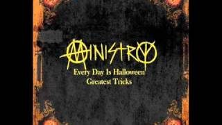 Ministry - Every Day Is Halloween (Evil Version)
