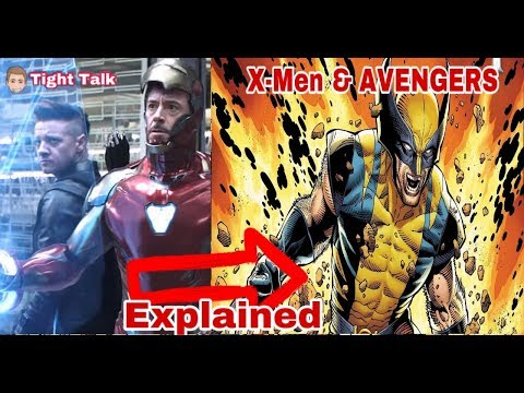 PHASE 4: X-Men In The MCU! Explained! Your Videos on VIRAL CHOP VIDEOS