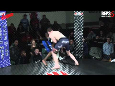 Reps Retribution 6   Jake Corrigan VS Dennis The Menace   SHAREFIGHT COM