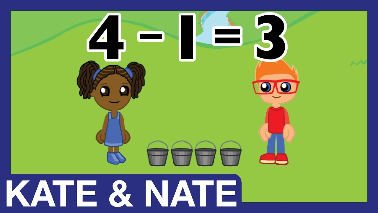 Meet the Math Facts with Kate & Nate - The Buckets (Addition ...