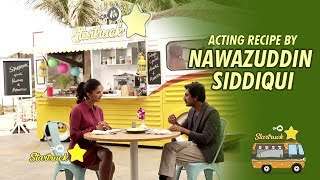 Nawazuddin Siddiqui | MasterChef Shipra Khanna | 9XM Startruck Bites