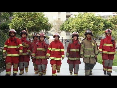 UPCinos que son bomberos voluntarios: ¡Conócelos y entérate de su gran labor!