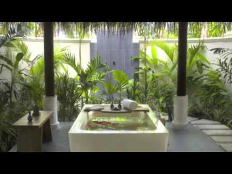 Anantara Dhigu Resort & Spa Maldives: Tropical paradise island