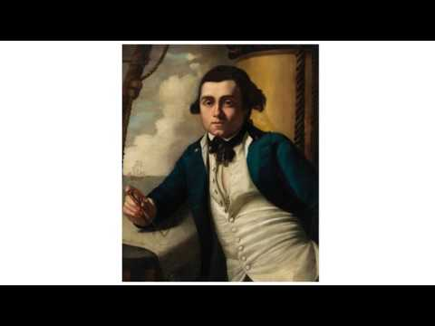 """Дмитрий Копелев: """"Железный моряк: размышления у портрета Джеймса Кука"""""""