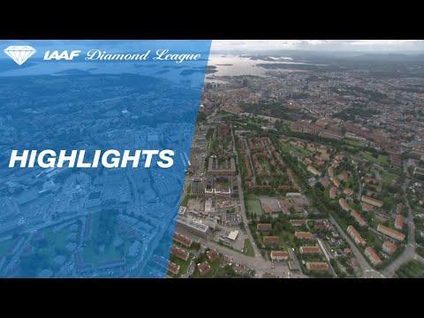 Oslo Highlights - IAAF Diamond League 2019