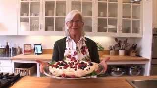Pavlova With Seasonal Berries