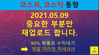 20210509 오늘의 추천종목 - SPI평가정보. 코…