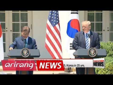 Seoul, Washington confirm Nov. 7 bilateral summit in Seoul... first state visit by U.S. president..