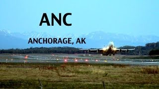 (ANC) Anchorage ALASKA International Airport
