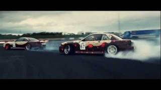 CHAMPIONS WILL BE CROWNED - Maxxis Tyres British Drift Championship Round 6
