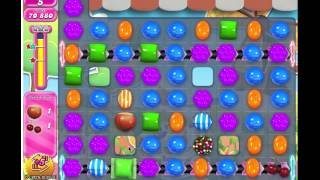 Candy Crush Saga Level 593, 3***Stars, X-tra Moves & Hands Booster