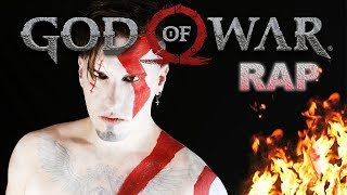 GOD OF WAR RAP - IVANGEL MUSIC | VIDEOCLIP OFICIAL | KRATOS 1º PERS.