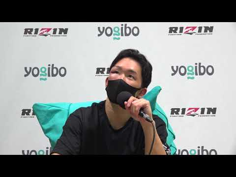 Yogibo presents RIZIN.28 朝倉未来 試合後インタビュー