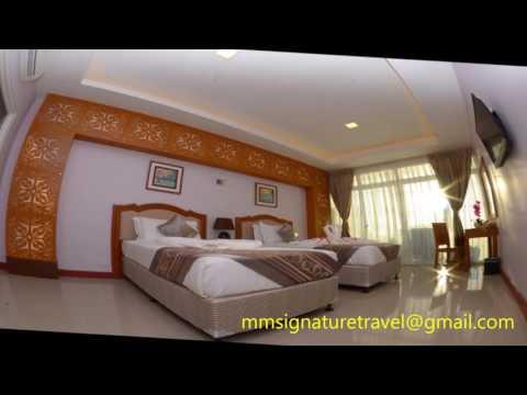 Ocean Blue Ngwe Saung Beach Hotel Myanmar