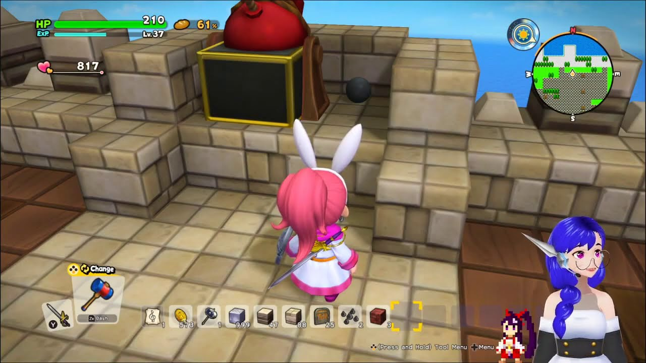 Dragon Quest Builders 2: Making Midenhall [28]