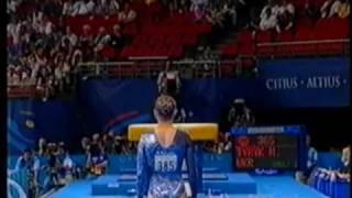 2000 Olympics Women's Team Final Part 1