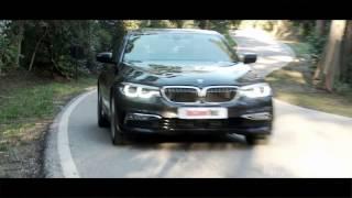 2017 BMW 530d xDrive TEST DRIVE (Serbian) / TopSpeed Magazine