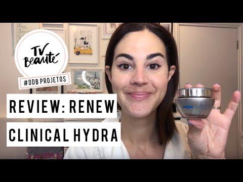 Review: Renew Clinical Hydra Defesa & Reparação Avon | DDB Projetos | Vic Ceridono